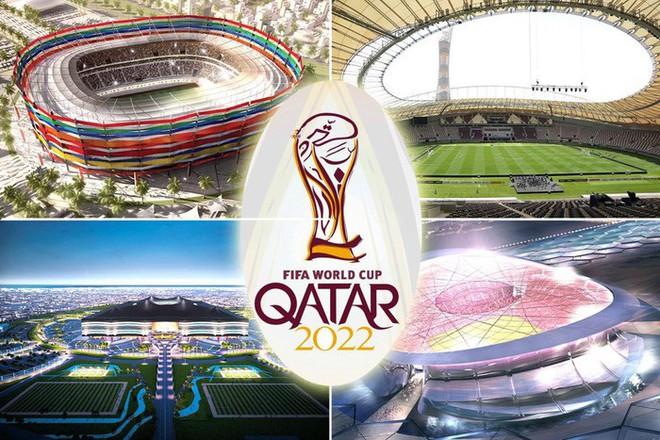 FIFA thông qua kế hoạch nâng số đội dự World Cup 2022 từ 32 lên 48 - Ảnh 1.