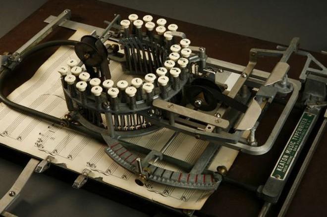 Có thể bạn chưa biết: Đây là máy đánh nốt nhạc từ những năm 1950s - Ảnh 5.