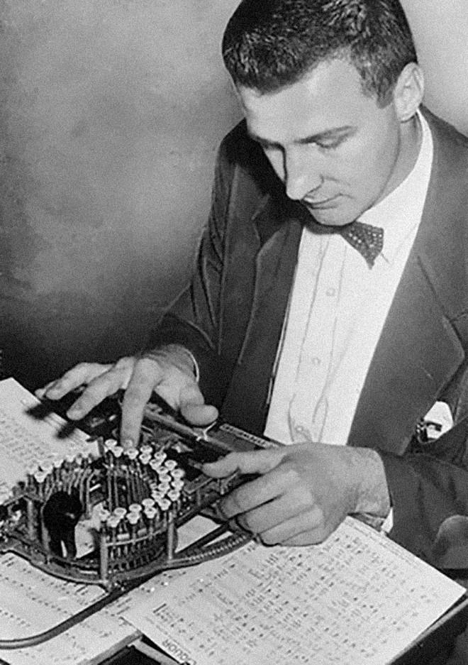 Có thể bạn chưa biết: Đây là máy đánh nốt nhạc từ những năm 1950s - Ảnh 7.