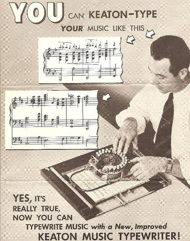 Có thể bạn chưa biết: Đây là máy đánh nốt nhạc từ những năm 1950s - Ảnh 8.