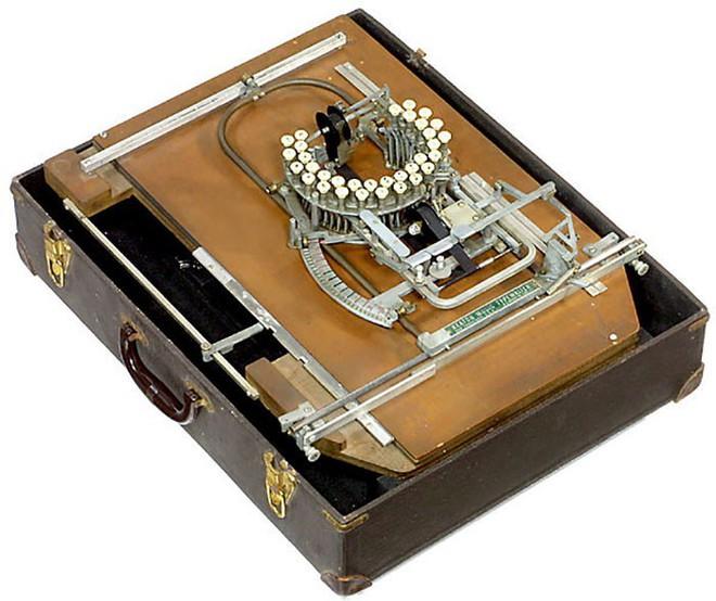 Có thể bạn chưa biết: Đây là máy đánh nốt nhạc từ những năm 1950s - Ảnh 9.