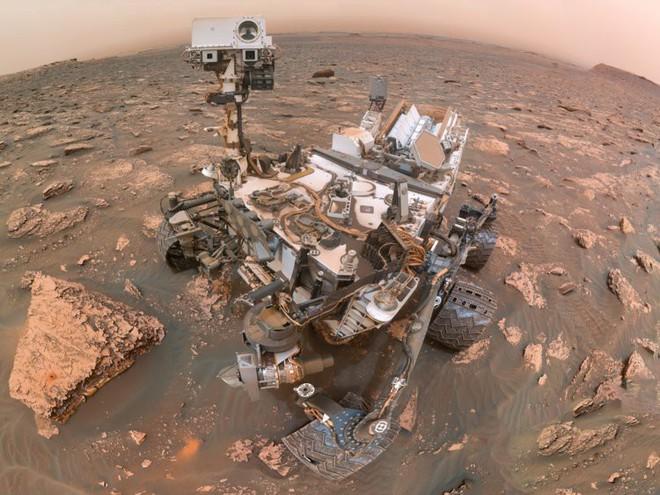 Khoảng 50 năm trước, rất có thể NASA đã lỡ tay đốt cháy mất bằng chứng về sự sống trên Sao Hỏa - Ảnh 1.