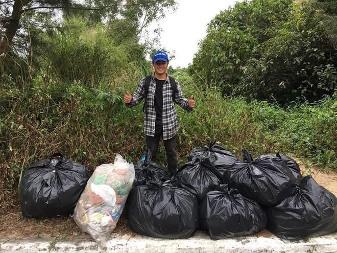 Cơn sốt thử thách dọn rác lan tỏa ở Việt Nam và tín hiệu đáng mừng về sự biến mất của những bãi rác lớn - Ảnh 7.