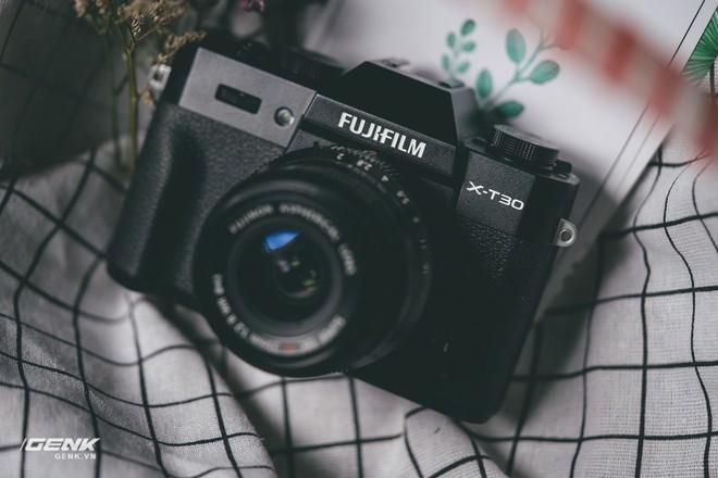 Đánh giá chi tiết máy ảnh không gương lật Fujifilm X-T30 - Đi tìm thứ ma thuật Fuji mà mọi người vẫn thường nói - Ảnh 34.