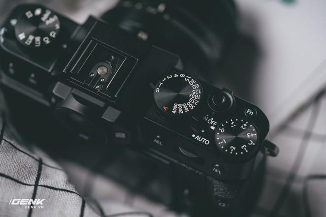 Đánh giá chi tiết máy ảnh không gương lật Fujifilm X-T30 - Đi tìm thứ ma thuật Fuji mà mọi người vẫn thường nói - Ảnh 9.
