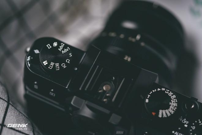 Đánh giá chi tiết máy ảnh không gương lật Fujifilm X-T30 - Đi tìm thứ ma thuật Fuji mà mọi người vẫn thường nói - Ảnh 21.