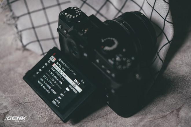 Đánh giá chi tiết máy ảnh không gương lật Fujifilm X-T30 - Đi tìm thứ ma thuật Fuji mà mọi người vẫn thường nói - Ảnh 13.