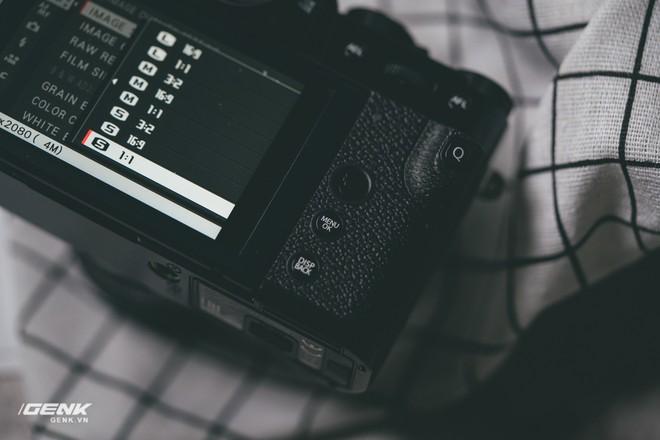 Đánh giá chi tiết máy ảnh không gương lật Fujifilm X-T30 - Đi tìm thứ ma thuật Fuji mà mọi người vẫn thường nói - Ảnh 10.