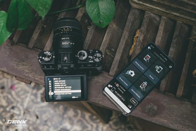 Đánh giá chi tiết máy ảnh không gương lật Fujifilm X-T30 - Đi tìm thứ ma thuật Fuji mà mọi người vẫn thường nói - Ảnh 22.