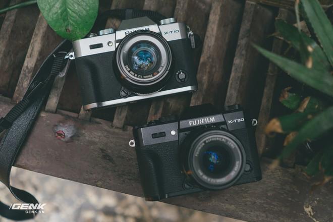 Đánh giá chi tiết máy ảnh không gương lật Fujifilm X-T30 - Đi tìm thứ ma thuật Fuji mà mọi người vẫn thường nói - Ảnh 20.