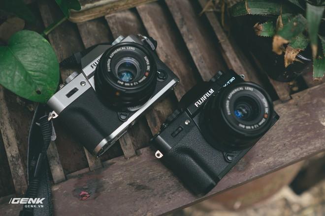 Đánh giá chi tiết máy ảnh không gương lật Fujifilm X-T30 - Đi tìm thứ ma thuật Fuji mà mọi người vẫn thường nói - Ảnh 2.