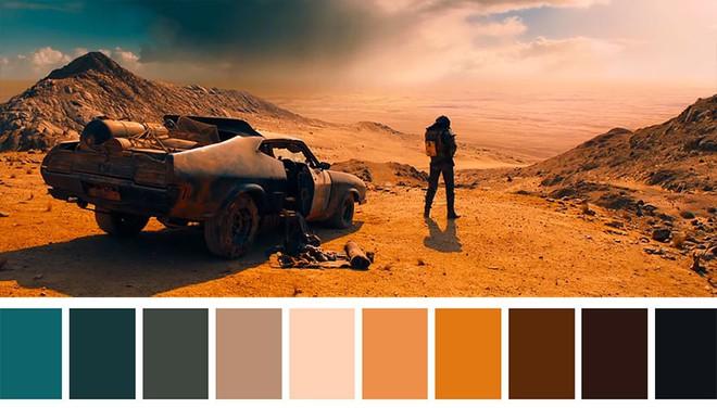 Màu sắc có thể quyết định cảm xúc của một bộ phim như thế nào? - Ảnh 1.