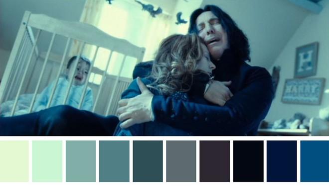 Màu sắc có thể quyết định cảm xúc của một bộ phim như thế nào? - Ảnh 3.