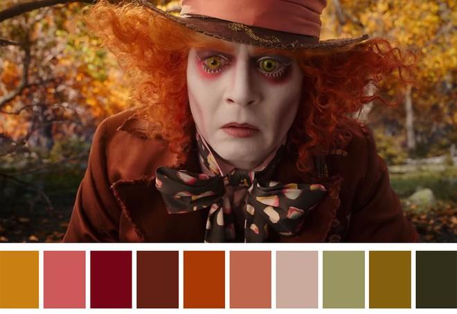 Màu sắc có thể quyết định cảm xúc của một bộ phim như thế nào? - Ảnh 4.
