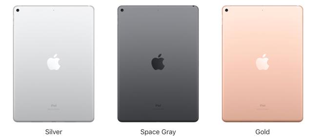 Apple ra mắt iPad Air 10.5 inch mới: Chip A12 Bionic như iPhone XS, hỗ trợ Apple Pencil, giá từ 499 USD - Ảnh 4.