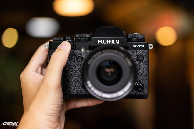 Đánh giá chi tiết máy ảnh không gương lật Fujifilm X-T30 - Đi tìm thứ ma thuật Fuji mà mọi người vẫn thường nói - Ảnh 3.