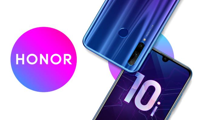 Honor 10i chính thức ra mắt tại Nga, xác nhận 3 camera sau, camera trước 32MP, chip Kirin 710 - Ảnh 1.