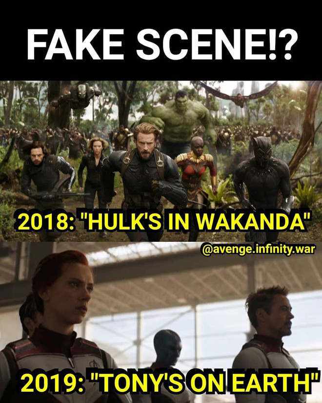 Giả thuyết: Cảnh Iron Man sống sót trở về trong trailer Endgame chỉ là cú lừa của nhà làm phim? - Ảnh 1.