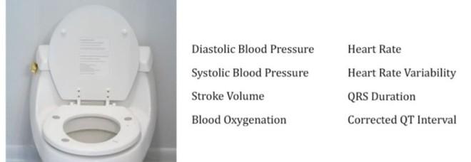 Bồn cầu cao cấp có khả năng đo nhịp tim khi người dùng đi trút bầu tâm sự, tại sao không? - Ảnh 2.