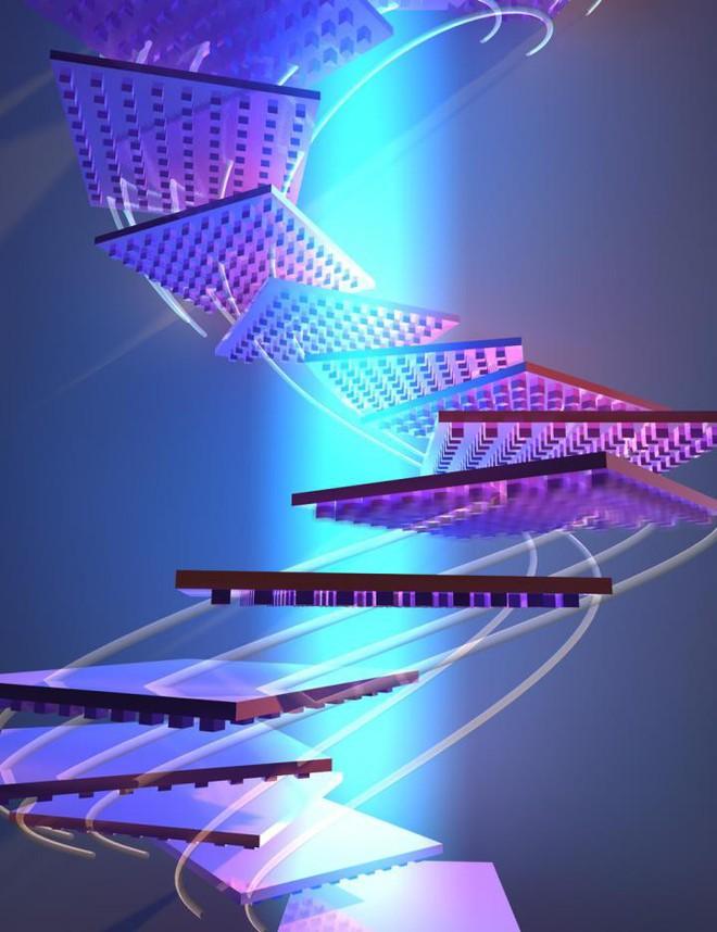 Các nhà khoa học Caltech khẳng định có thể nâng vật thể bằng ánh sáng - Ảnh 1.