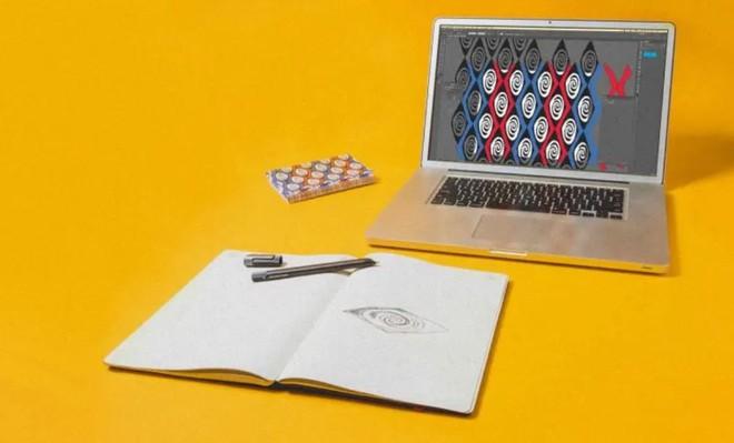 Moleskin hợp tác với Adobe để ra mắt giấy thông minh, có khả năng tạo ảnh vẽ điện tử theo thời gian thực - Ảnh 1.