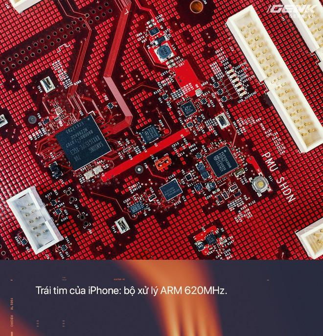 Đây chính là mẫu bản mạch cực hiếm của iPhone đời đầu: vẫn khởi động được dù đã hơn 10 năm tuổi - Ảnh 6.