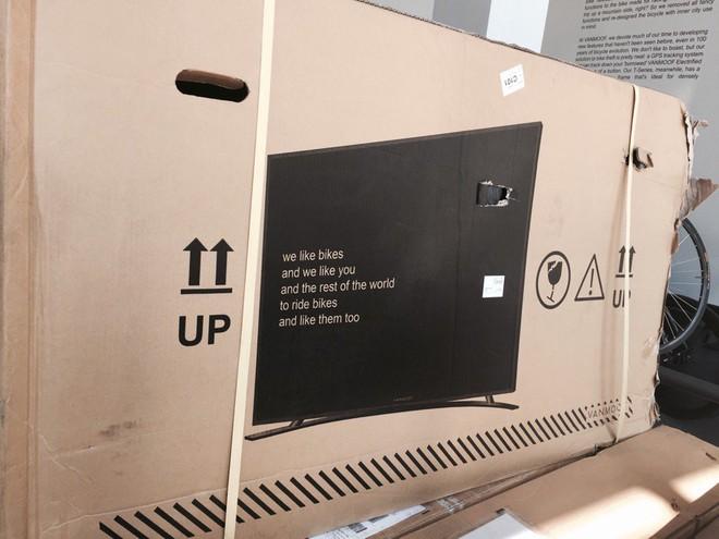 Công ty này bán xe đạp trong vỏ hộp đựng TV, mưu đồ thực sự là gì? - Ảnh 2.