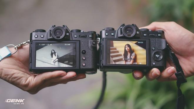 Đánh giá chi tiết máy ảnh không gương lật Fujifilm X-T30 - Đi tìm thứ ma thuật Fuji mà mọi người vẫn thường nói - Ảnh 11.