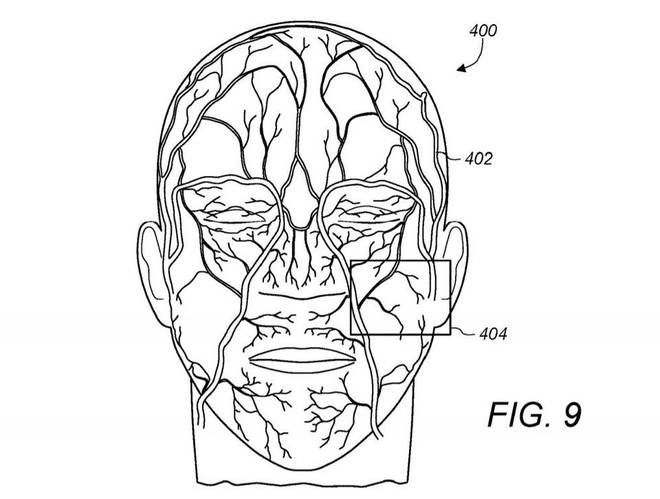 Quét khuôn mặt là quá bình thường, iPhone mới sẽ quét cả...mạch máu bên dưới da mặt để mở khoá - Ảnh 1.