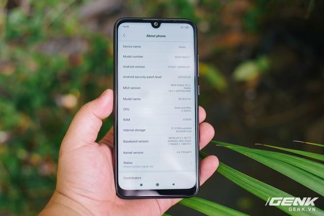 Trên tay Redmi Note 7 chính thức tại Việt Nam: camera 48MP, màn hình giọt mưa, giá từ 4 triệu đồng - Ảnh 15.