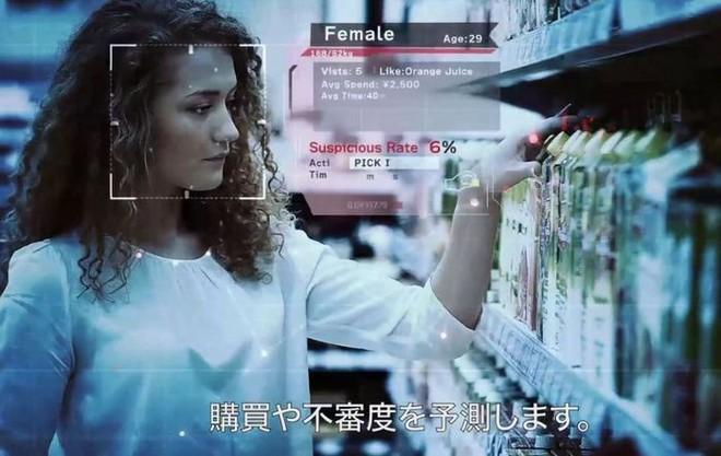 AI Nhật Bản có thể phát hiện ra kẻ nào đang chuẩn bị ăn trộm trong siêu thị - Ảnh 2.