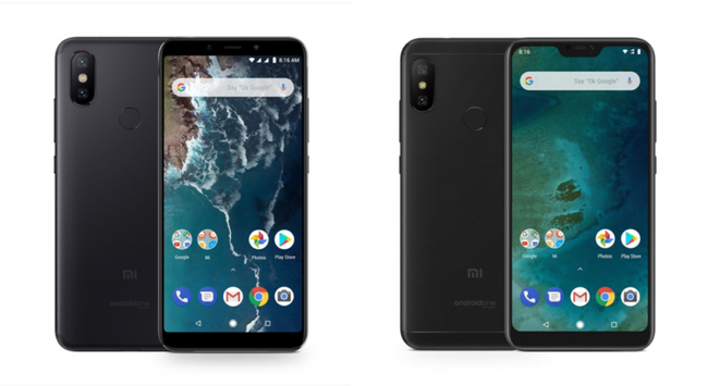 Smartphone Android One Mi A3 và Mi A3 Lite của Xiaomi sẽ có cảm biến vân tay dưới màn hình - Ảnh 1.