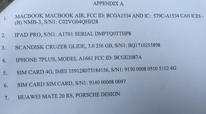 CFO Huawei không biết laptop nhà làm cực kỳ ngon hay sao mà phải đi dùng Macbook? - Ảnh 2.