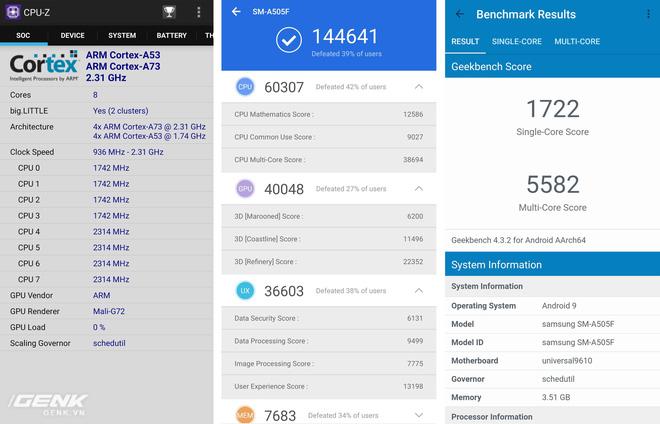 Đánh giá chi tiết Samsung Galaxy A50 - Mới mẻ từ trong ra ngoài, nhưng vẫn có vị Samsung - Ảnh 29.