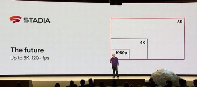 Sếp Google: Nhà bạn cần tốc độ mạng ít nhất 30Mbps mới đủ sức chiến game 4K trên Stadia - Ảnh 2.