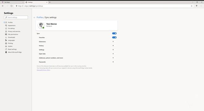 Đây là trình duyệt Microsoft Edge mới dựa trên nền Chromium: Giao diện giống Chrome, cài được extension của Chrome - Ảnh 11.