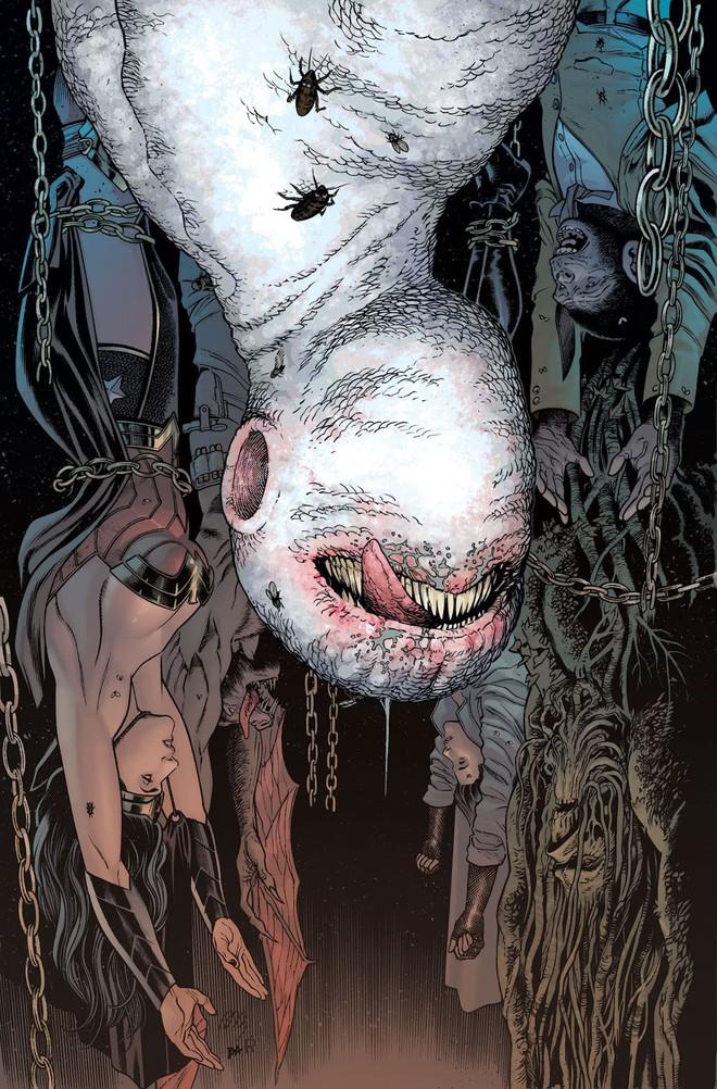 Dr. Manhattan, nhân vật mạnh nhất nhì DC hé lộ sự thật bất ngờ đằng sau sức mạnh của Ma thuật - Ảnh 4.