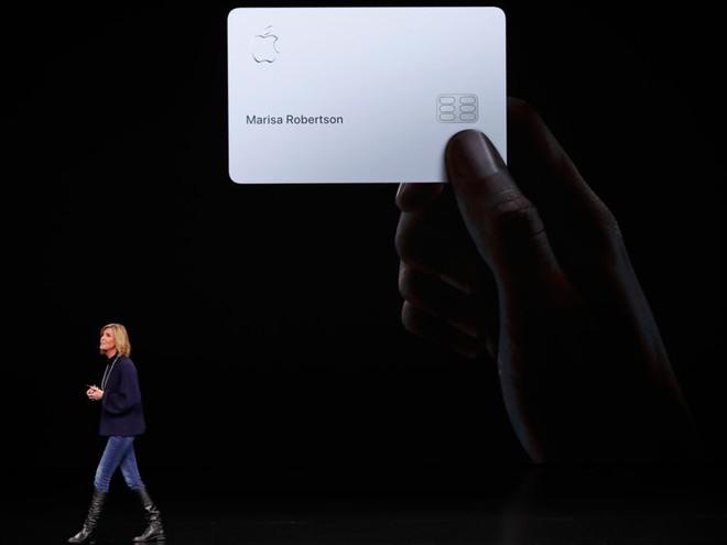 Tất tật về Apple Card: thẻ tín dụng không phí hàng năm, không phí trả chậm, không phí quốc tế, không mã thẻ, không CVV của Apple - Ảnh 1.