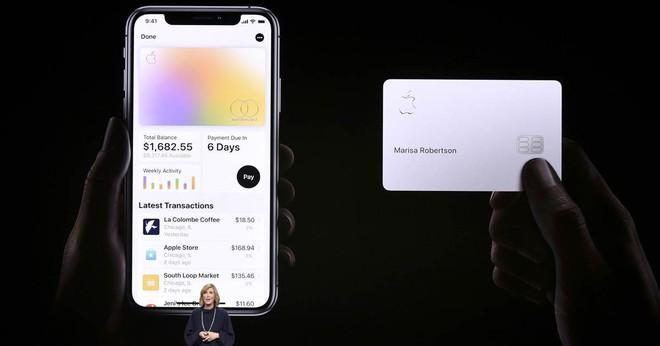 Thẻ tín dụng Apple Card sẽ không thể bị lợi dụng để thanh toán lừa đảo - Ảnh 1.