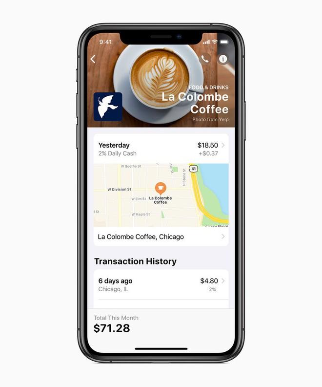 Tất tật về Apple Card: thẻ tín dụng không phí hàng năm, không phí trả chậm, không phí quốc tế, không mã thẻ, không CVV của Apple - Ảnh 9.