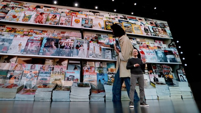 5 phút để xem lại toàn bộ sự kiện của Apple đêm qua: ra mắt News+, thẻ tín dụng, nền tảng game Arcade và dịch vụ TV+ - Ảnh 5.
