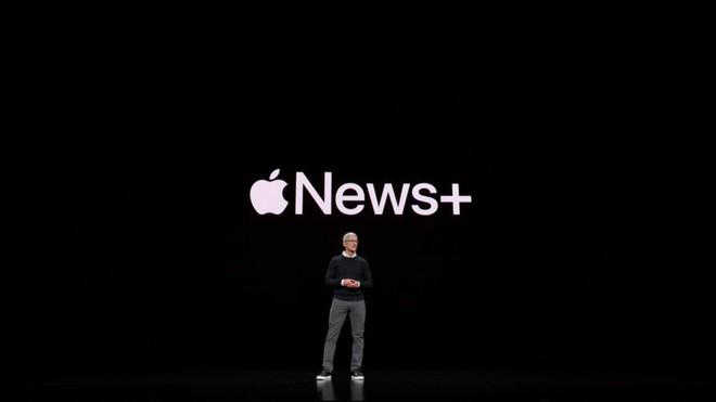 5 phút để xem lại toàn bộ sự kiện của Apple đêm qua: ra mắt News+, thẻ tín dụng, nền tảng game Arcade và dịch vụ TV+ - Ảnh 6.