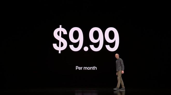 5 phút để xem lại toàn bộ sự kiện của Apple đêm qua: ra mắt News+, thẻ tín dụng, nền tảng game Arcade và dịch vụ TV+ - Ảnh 7.