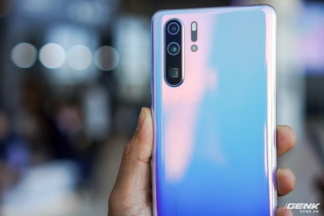 Trên tay Huawei P30 và P30 Pro: Smartphone với phần cứng camera đỉnh nhất hiện nay - Ảnh 7.