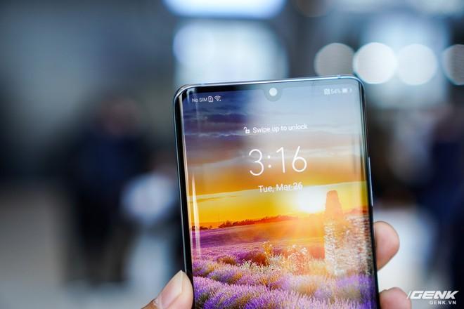 Trên tay Huawei P30 và P30 Pro: Smartphone với phần cứng camera đỉnh nhất hiện nay - Ảnh 2.