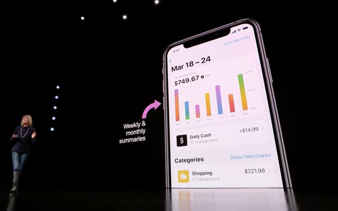 Apple ra mắt thẻ tín dụng của riêng mình, không có dãy số tài khoản, không có mã CVV - Ảnh 3.