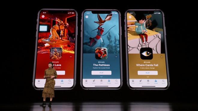 Apple ra mắt dịch vụ trò chơi Apple Arcade, sẽ có nhiều tựa game hấp dẫn và độc quyền - Ảnh 2.
