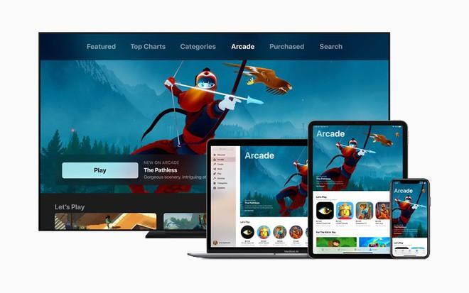 Apple ra mắt dịch vụ trò chơi Apple Arcade, sẽ có nhiều tựa game hấp dẫn và độc quyền - Ảnh 1.