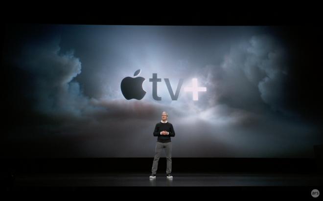 Dịch vụ TV+ của Apple sẽ hỗ trợ smartTV của Samsung, LG và Sony - Ảnh 1.