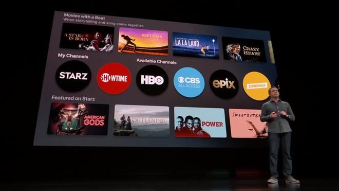 Dịch vụ TV+ của Apple sẽ hỗ trợ smartTV của Samsung, LG và Sony - Ảnh 2.